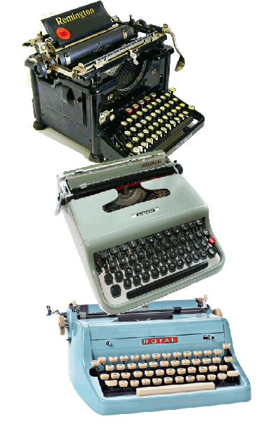 The Early History of the Typewriter